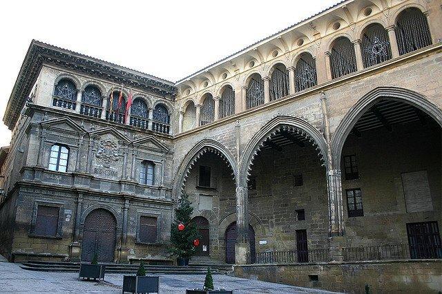 Alcañiz, capital de la Orden de Calatrava (Teruel)
