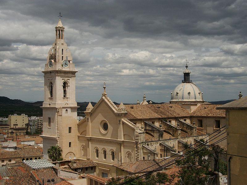 Basílica de jativa