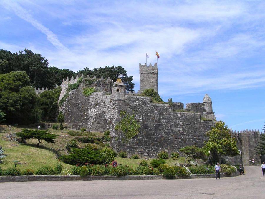 castillo de Biona
