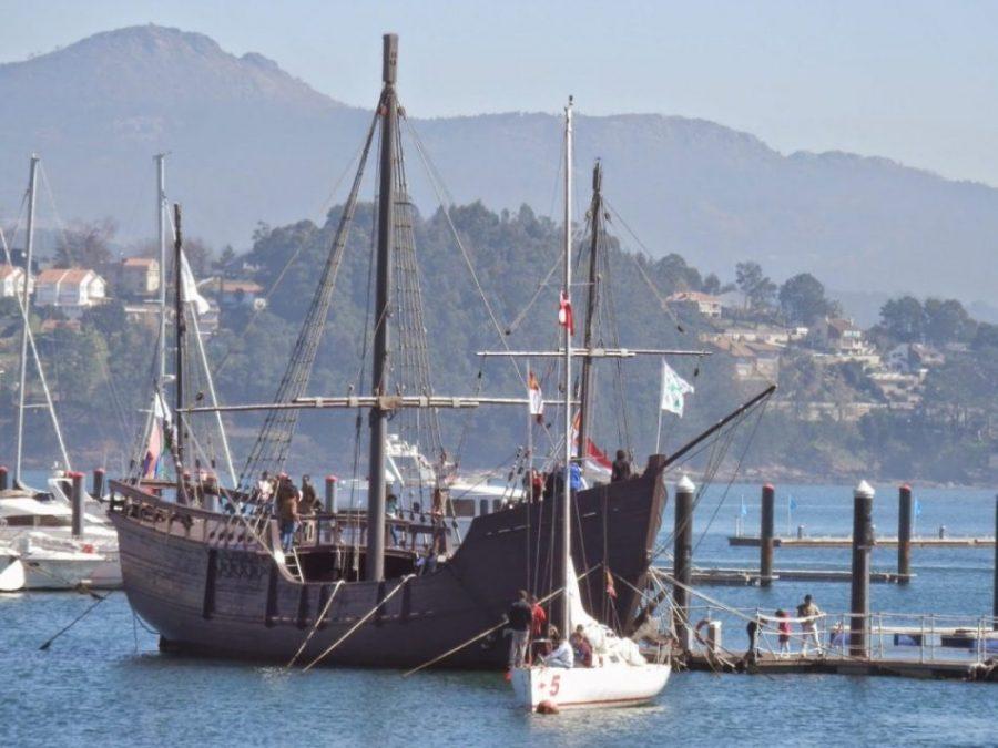 Baiona, el primer lugar que conoció el descubrimiento de América