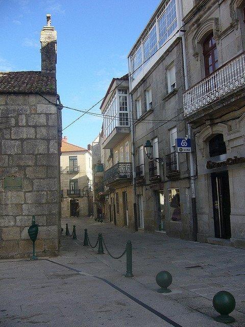 Calles Baiona