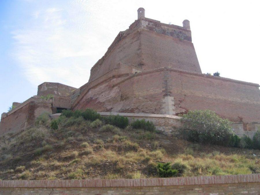 castillo templario monzon