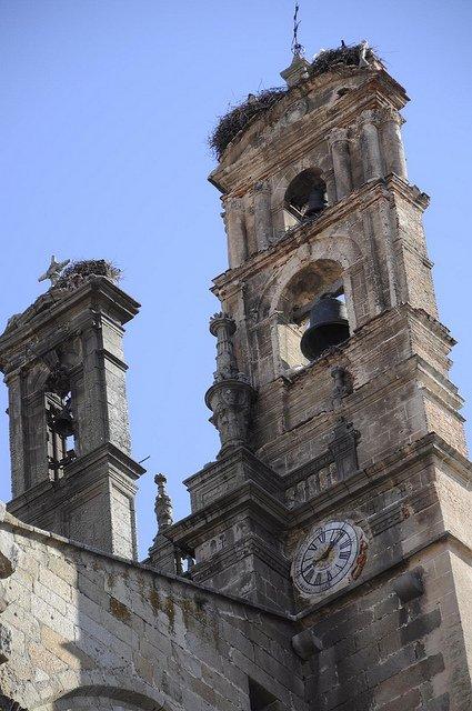 Espadaña Catedral Plasencia