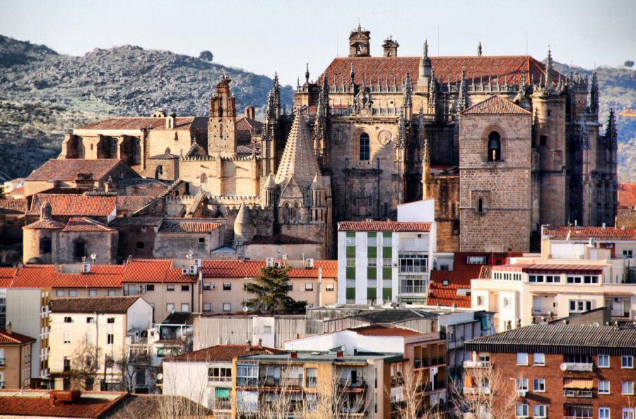 Plasencia: la perla del Jerte (Cáceres)