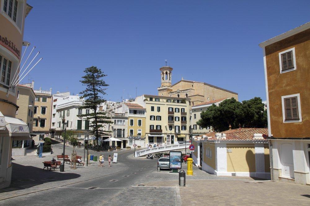 Mahón: la isla que ocuparon los ingleses (Menorca)