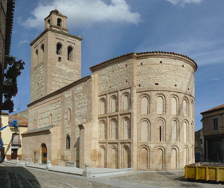 Iglesia De Santa María La Mayor Arévalo