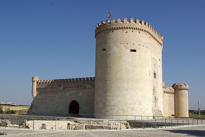 castillo de arevalo avila