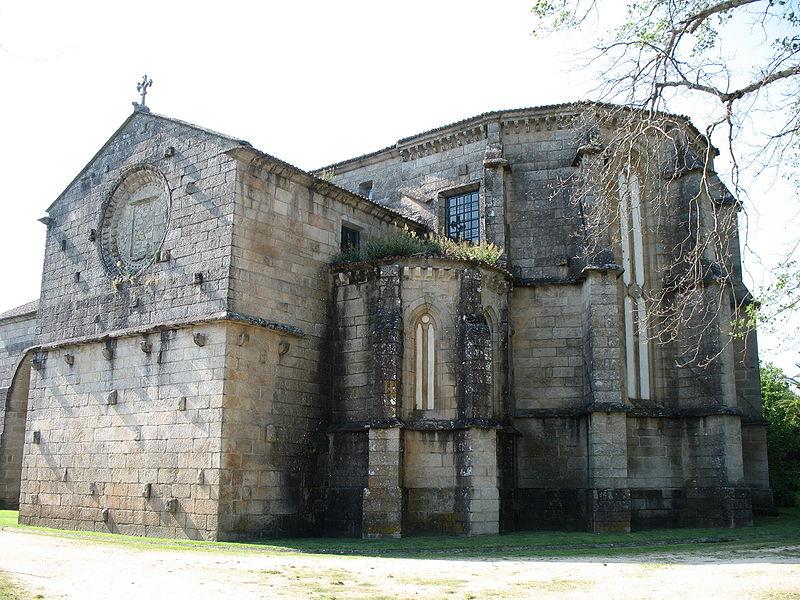 Tui, una de las siete capitales del antiguo reino de Galicia (Pontevedra)