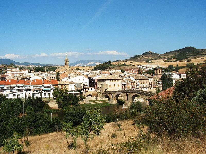 Puente la Reina y el Camino de Santiago (Navarra)