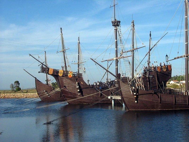 Palos de la Frontera: donde partieron las carabelas de Colón