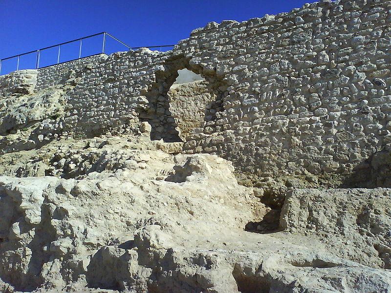castillo medinasidonia - Medina Sidonia, donde apadrinaron a Cristóbal Colón (Cádiz)