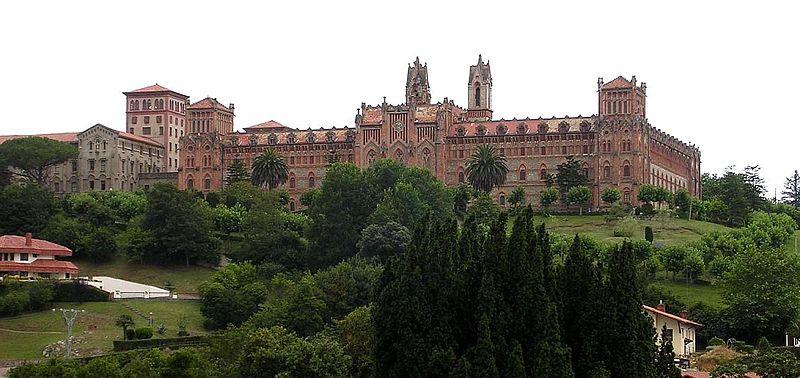 Comillas: el 'Capricho' de Gaudí (Cantabria)