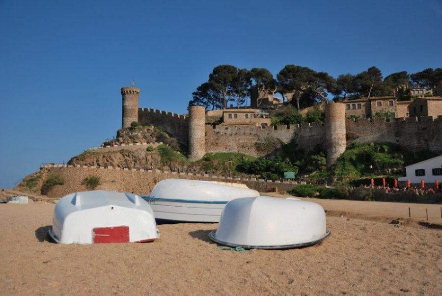 Tossa de Mar: el entorno romano que enamoró a Ava Gardner (Gerona)