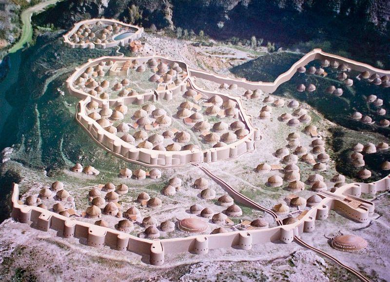 Los Millares: los primeros sepulcros de la historia (Almería)