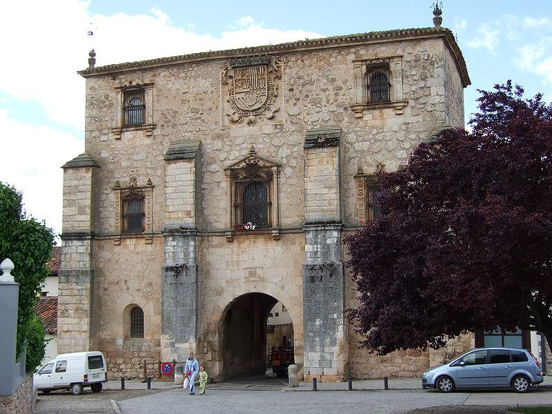 covarrubias   archivo del adelantamiento de castilla - Covarrubias y la princesa vikinga (Burgos)