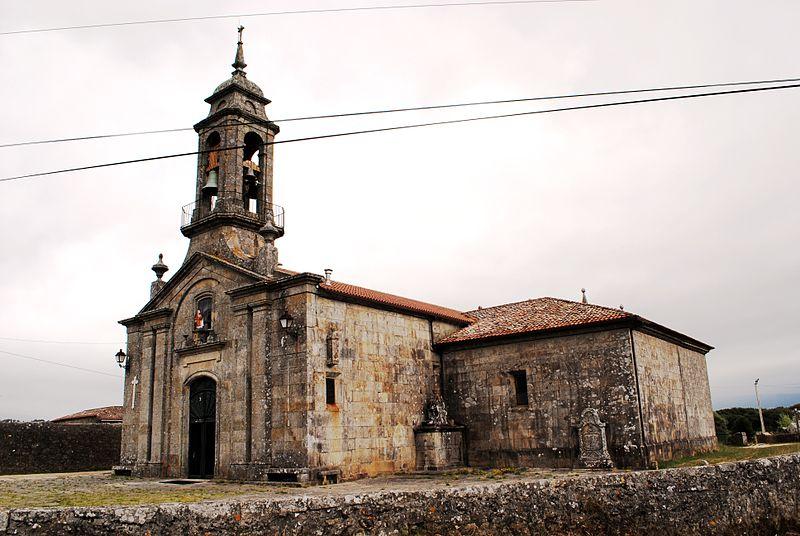 Iglesia A Guarda