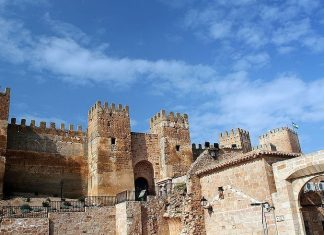 bac3b1os de la encina fachada del castillo soyignatius