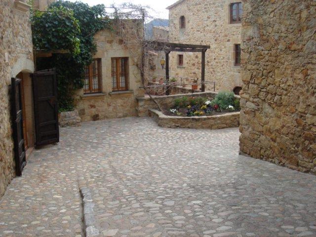 Calle de Pals Girona
