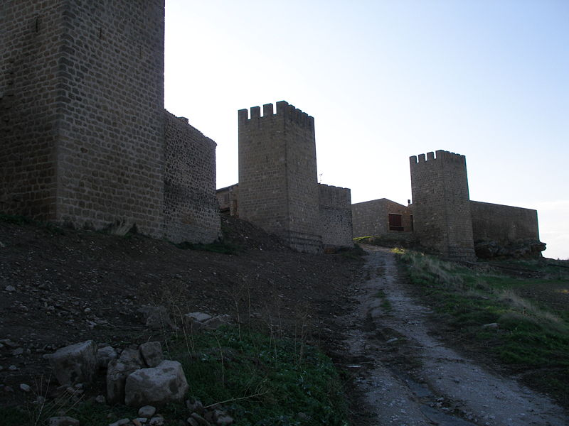 castillo de Artajona