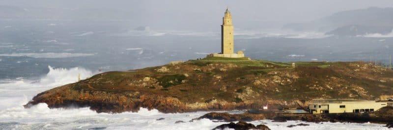 Torre de Hércules: el faro más antiguo del mundo que aún funciona