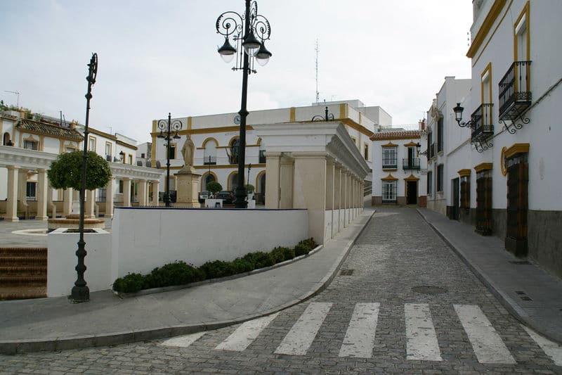 ayuntamiento las cabezas de san juan hermann luyken - Las Cabezas de San Juan: donde se proclamó la Constitución de 1812 (Sevilla)