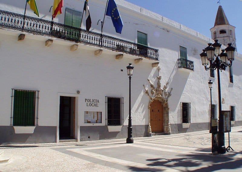 Ayuntamiento de la localidad pacen./Álvaro Muñoz