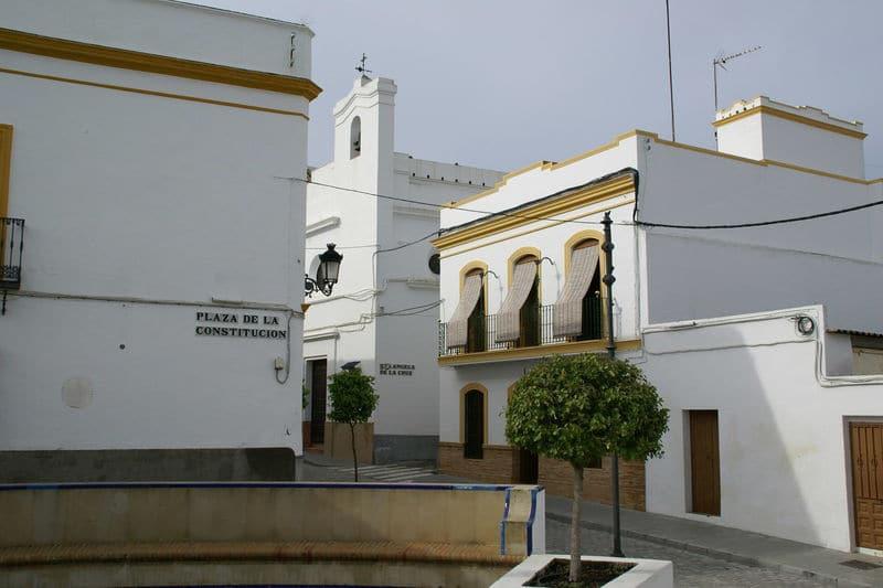 convento las cabezas de san juan hermann luyken - Las Cabezas de San Juan: donde se proclamó la Constitución de 1812 (Sevilla)
