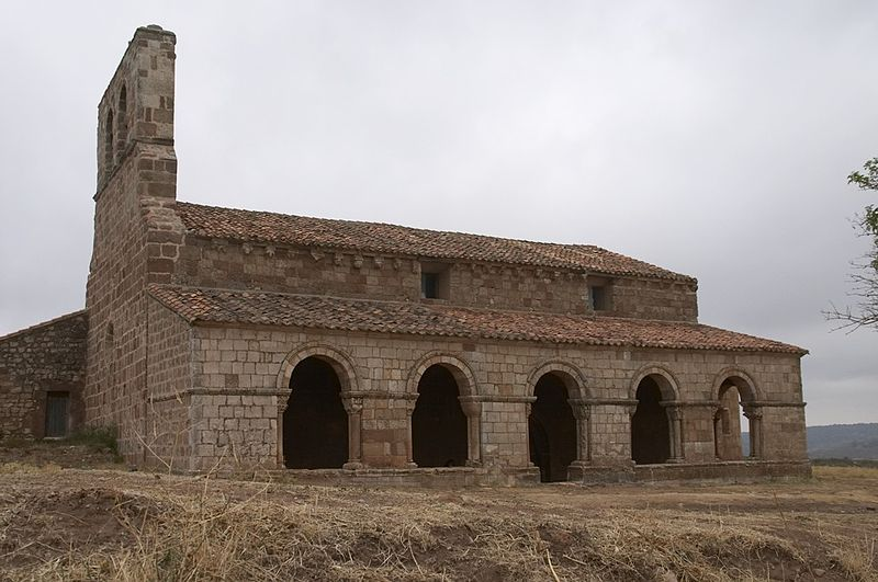 Ermita románica de Tiermes. / Malica