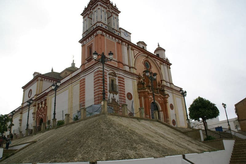 Iglesia de San Juan Bautista./Hermann Luyken