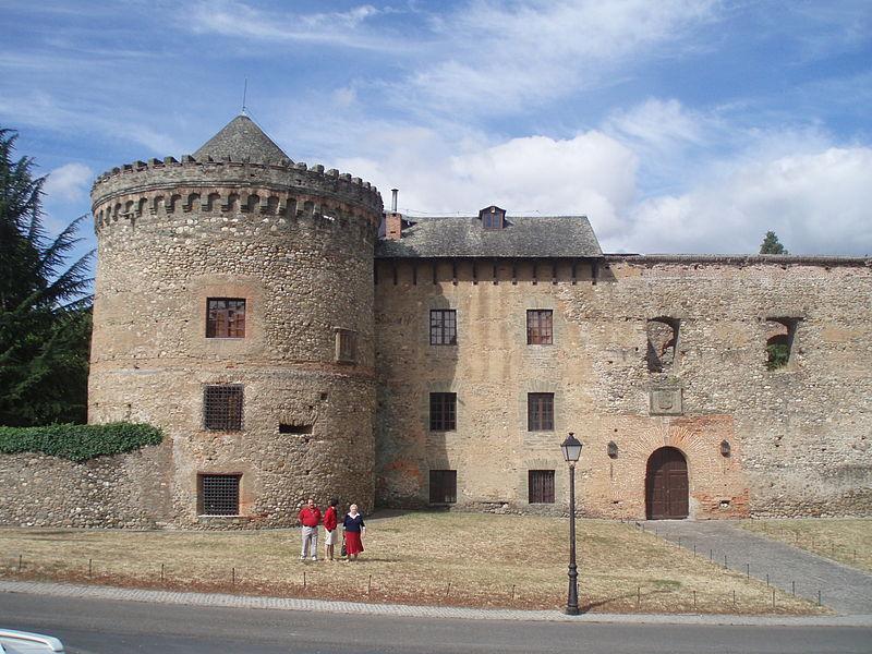 Castillo de la localidad leonesa./Lancastermerrin88