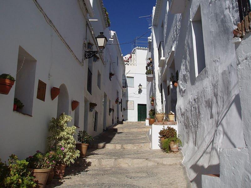 calle frigiliana gildemax - Frigiliana: el Oriente de Al-Ándalus (Málaga)