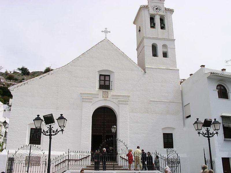 iglesia san antono frigiliana samu73 - Frigiliana: el Oriente de Al-Ándalus (Málaga)