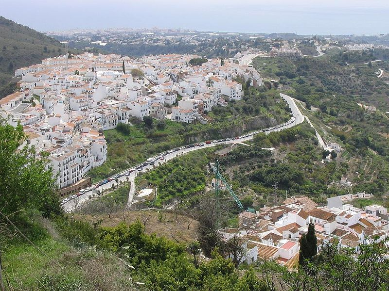frigiliana Málaga
