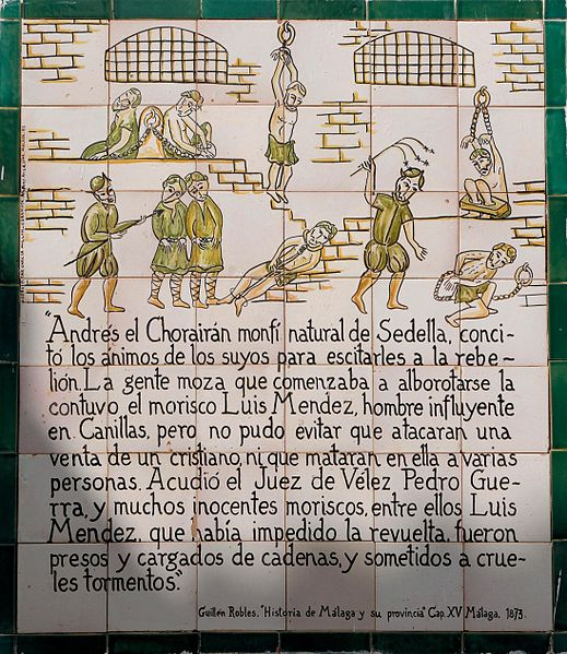 placa en frigiliana moriscos son of groucho - Frigiliana: el Oriente de Al-Ándalus (Málaga)