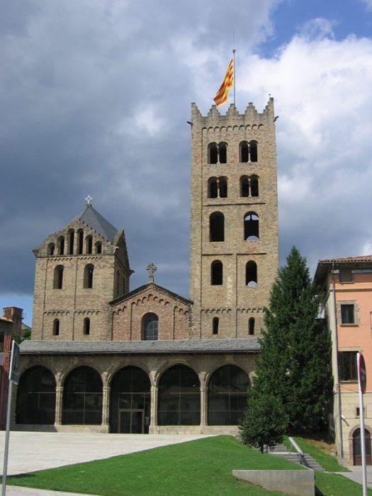 Monasterio Ripoll
