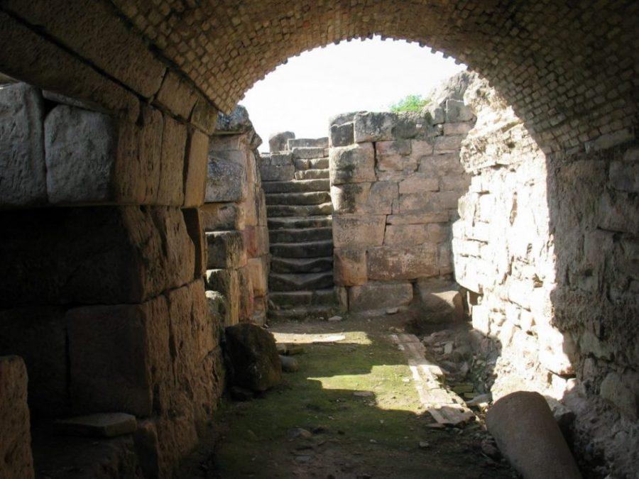 restos romanos castulo paleorama