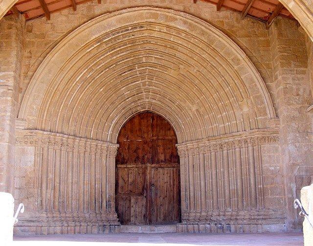 iglesia de san salvador del municipio de horta de sant joan