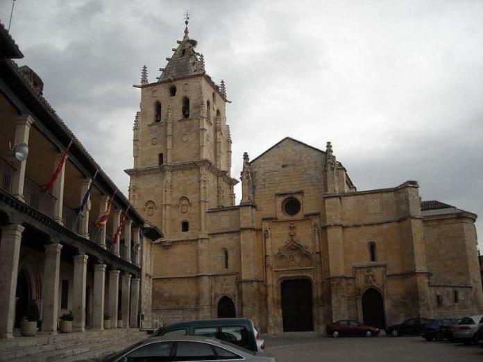 iglesia de la magdalena torrelaguna
