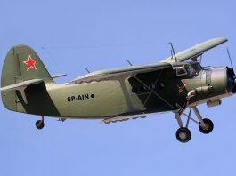 antonov avion cuatro vientos