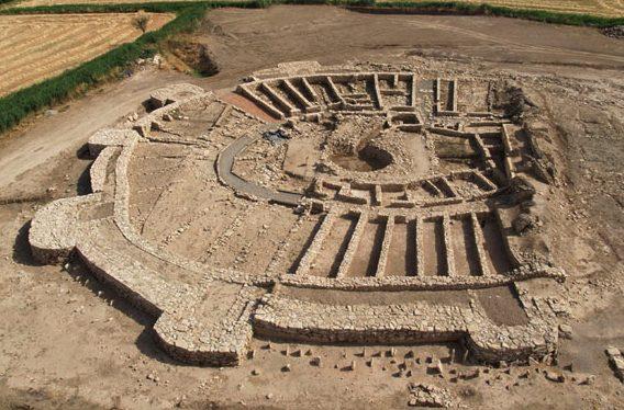 Els Vilars de Arbeca, una fortaleza inexpugnable del pasado (Lérida)