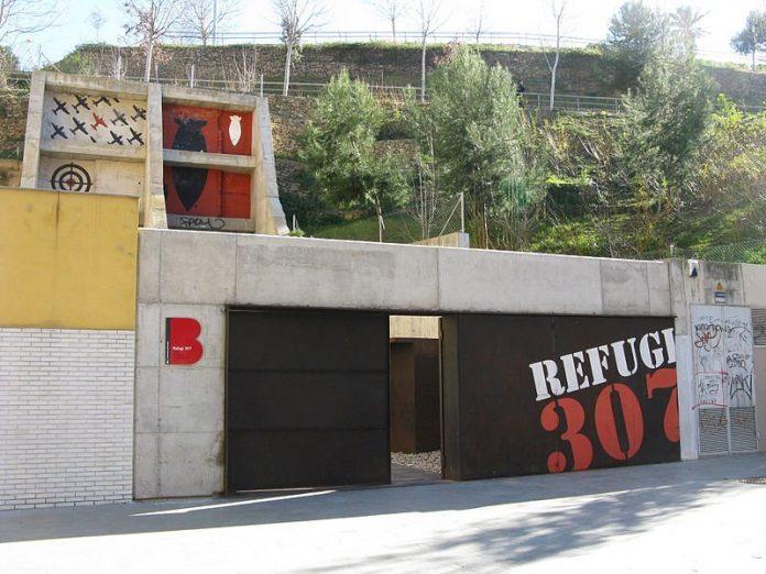 refugio 307 barcelona