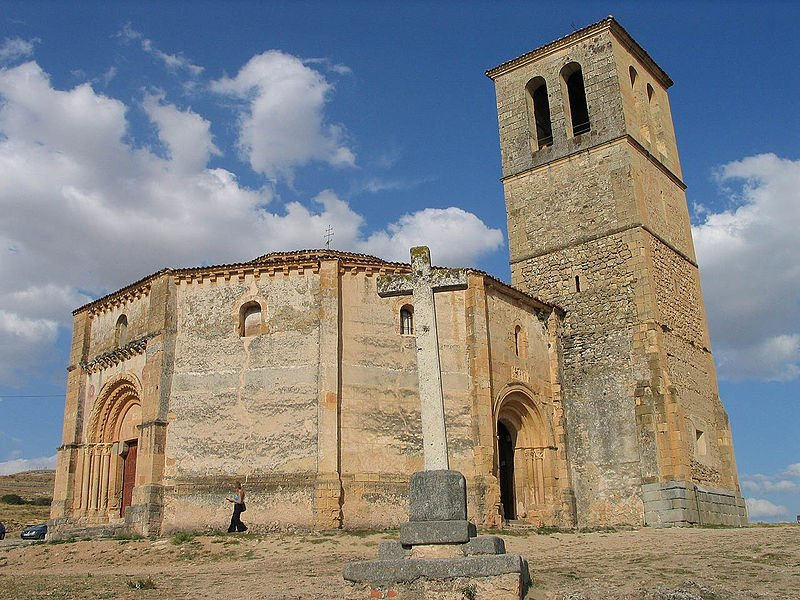 La Iglesia de la Vera Cruz y la Orden del Santo Sepulcro (Segovia)