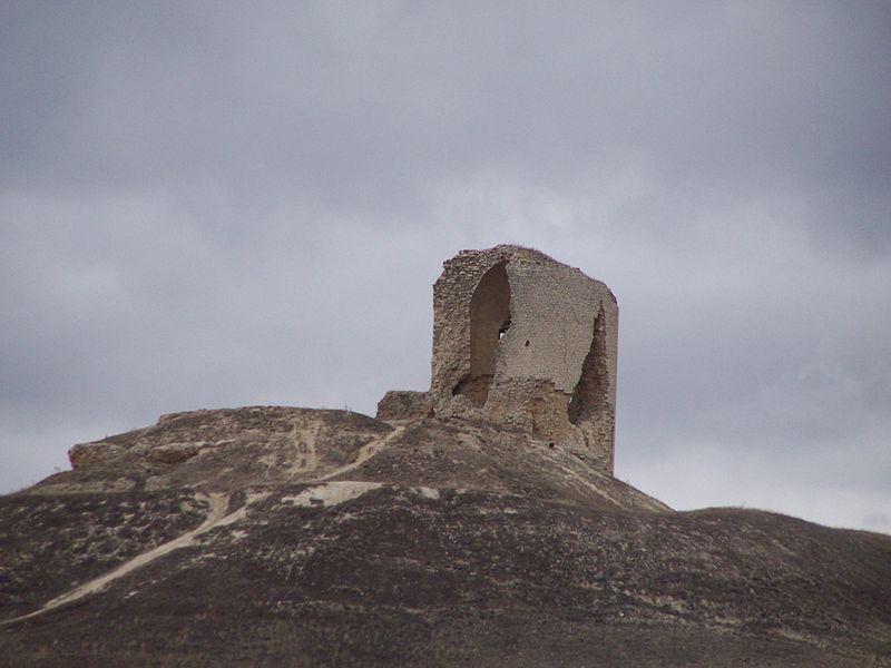 castillo de mota del marquc3a9s