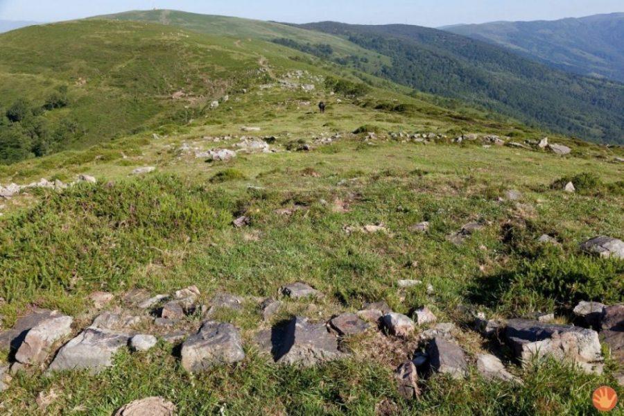 Castro de la Espina del Gallego (Cantabria)