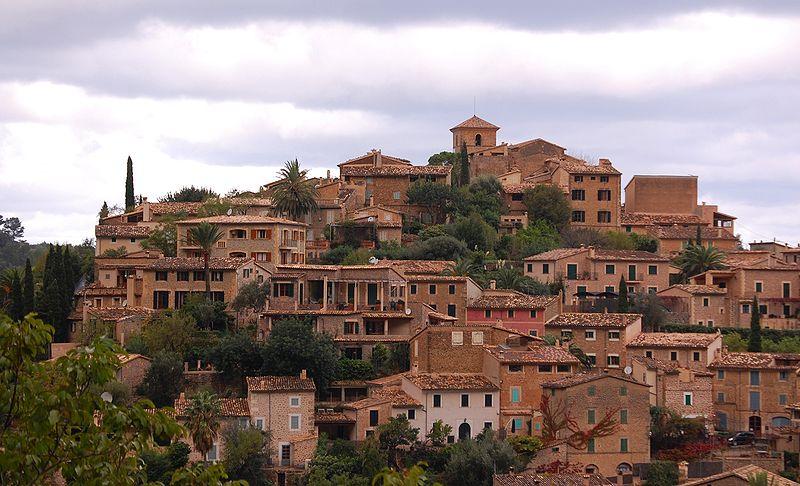 Deià: el lugar de retiro de Robert Graves (Mallorca)