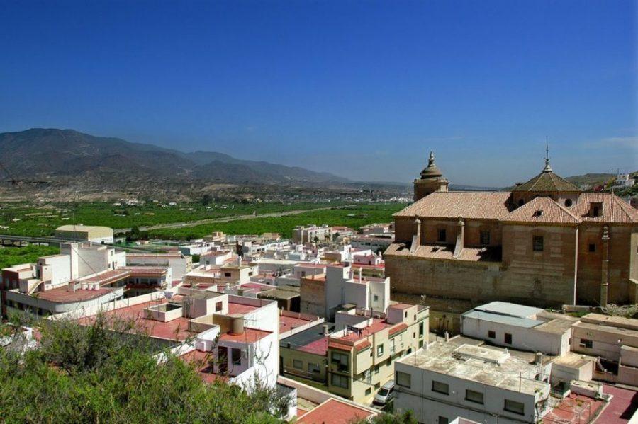 Gádor y el hombre del saco (Almería)