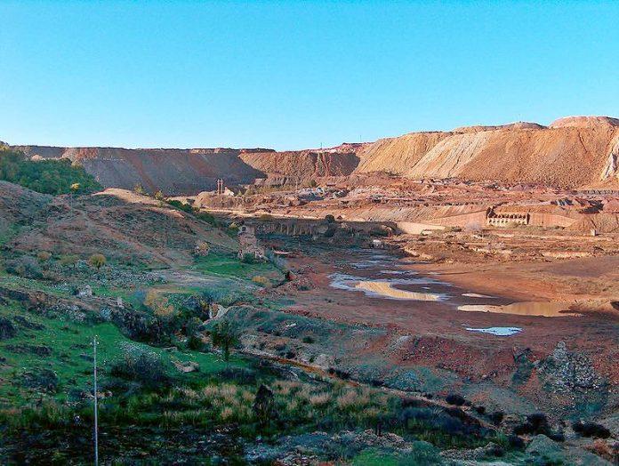 minas rio tinto