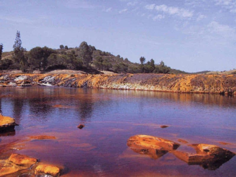 huelva río tinto