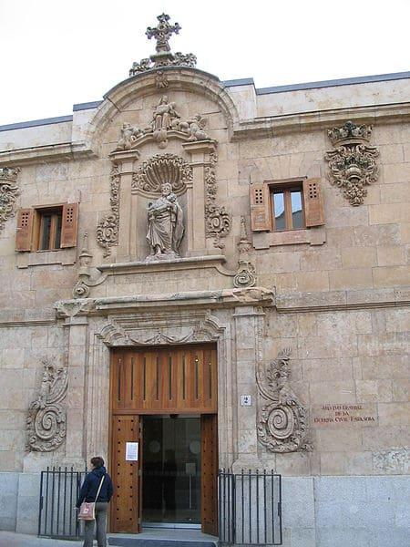 Archivo de Salamanca (Castilla y León)