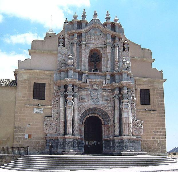 caravaca castillo santuario vera cruz